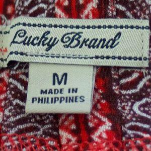 Lucky Brand Tops - Lucky Brand Long Sleeve Blouse